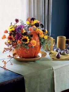 Casual pumpkin Vase