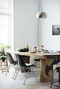 natural table eames