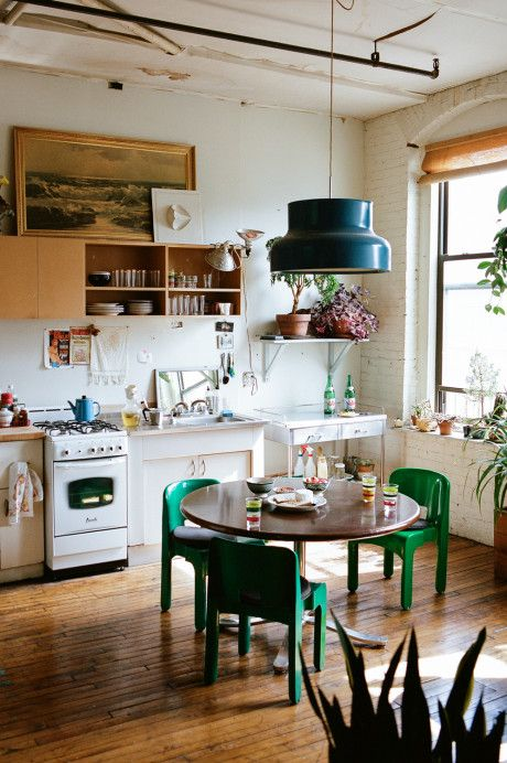 Michael Allen's kitchen