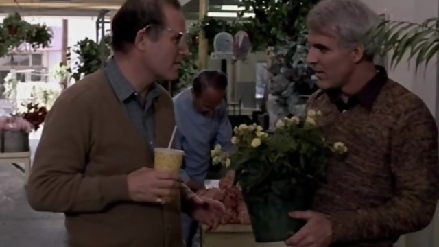 the_lonely_guy_1984_buying_a_fern