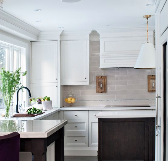Gilded Interiors Sconces at Stove