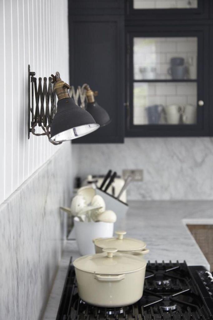 Gilded Interiors parisian kitchen