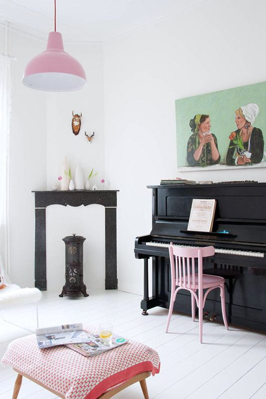 Pink sfgirlbythebay