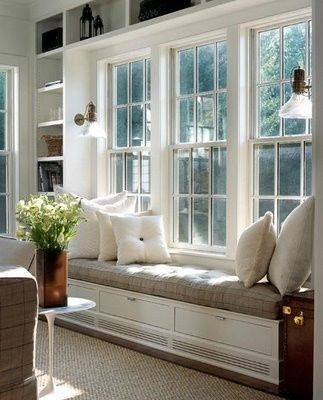gilded interiors window seat long