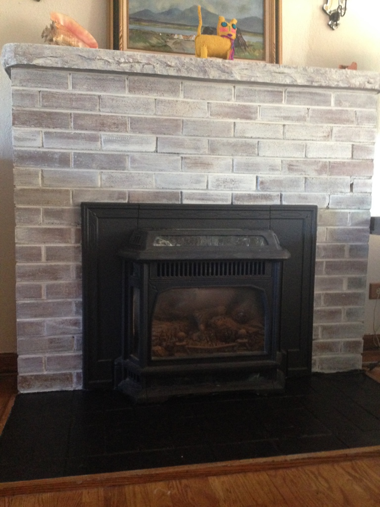 the hopeful brick fireplace part 1 u2013 the colorado nest