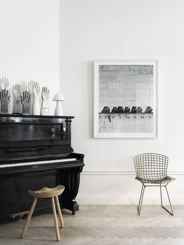 Gilded Interiors Lotta Agaton's home