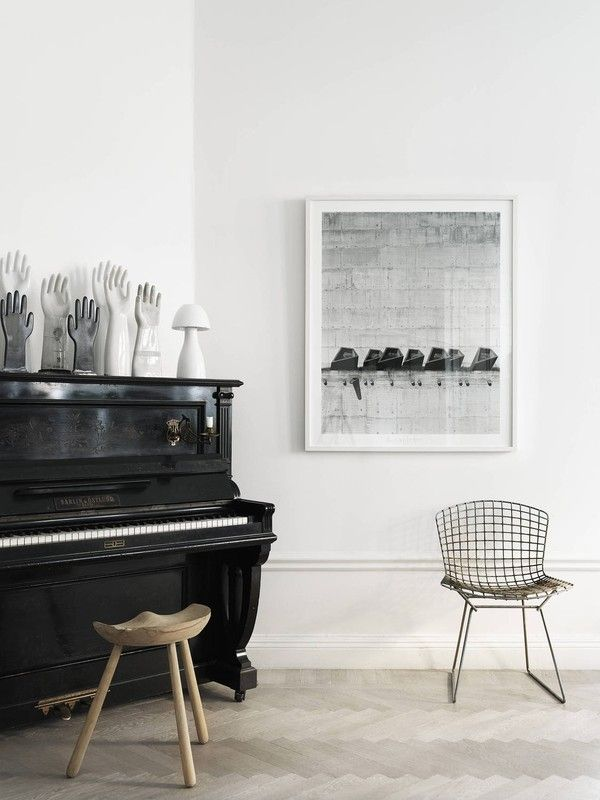 Gilded Interiors Lotta Agaton's home