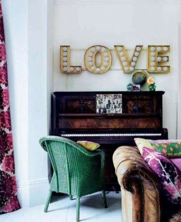 Gilded Interiors Marquee Sign