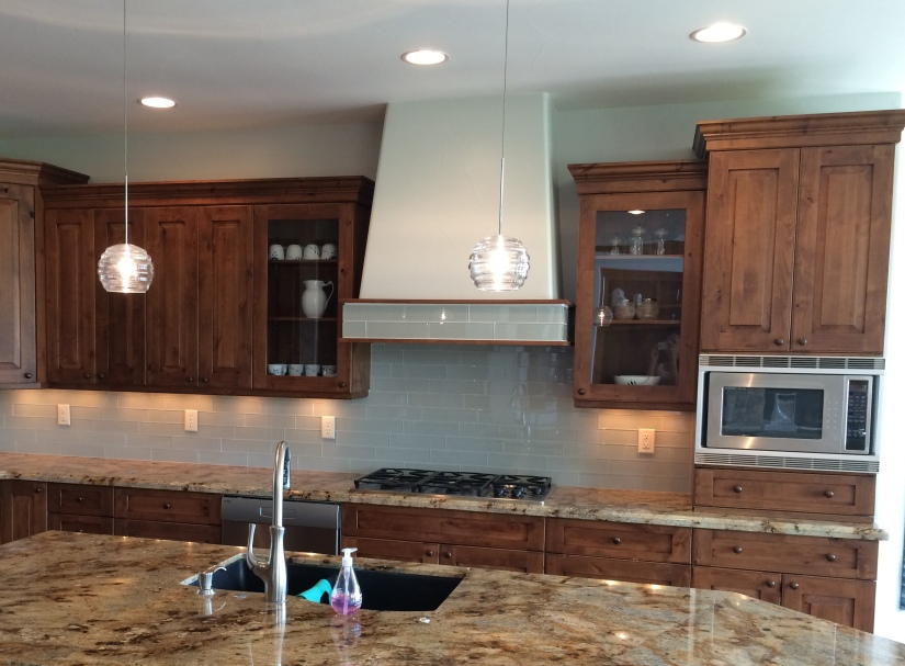 Gilded Interiors Kitchen