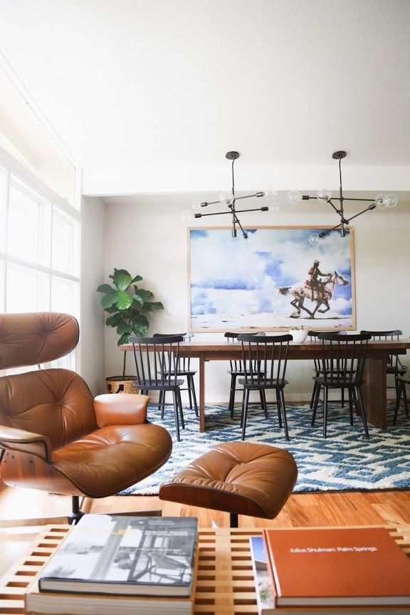 midcentury with eames