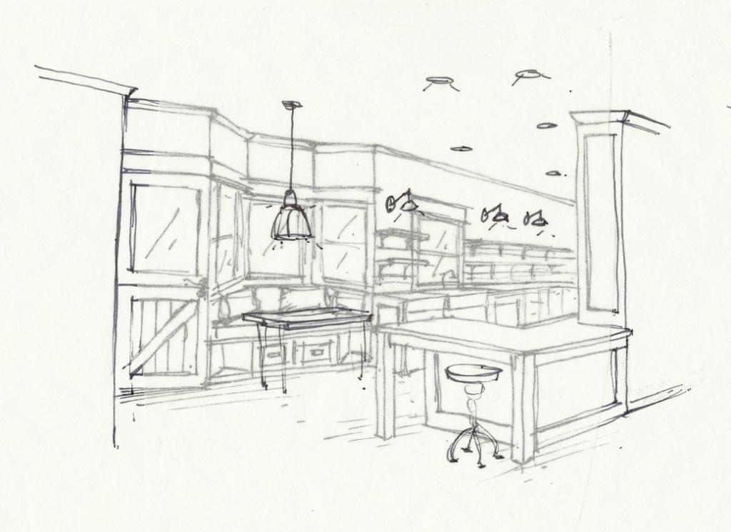sketch sconces
