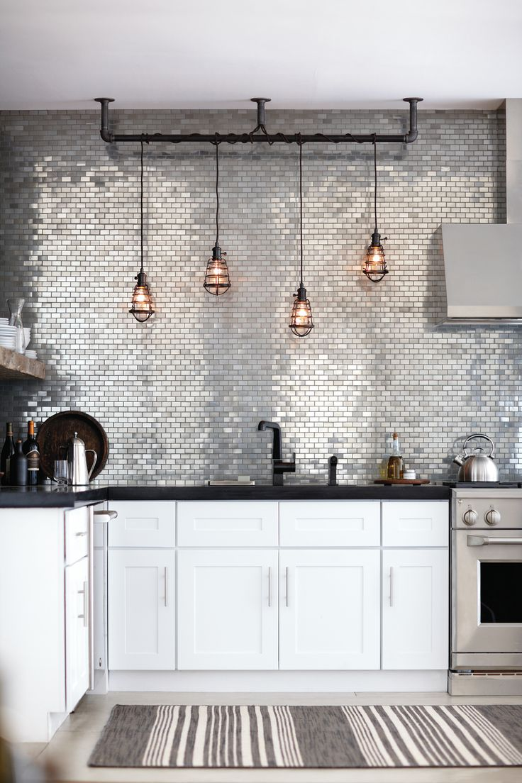 Home industrial lighting Exterior Industrial Kitchen The Colorado Nest My Vintage Industrial Romance Adding Romance To Your Home With
