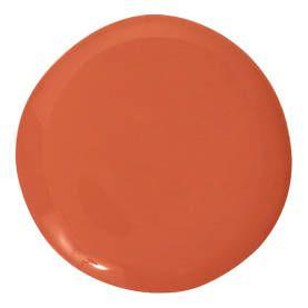 orange ben moore paint