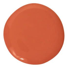 orange ben moore paint