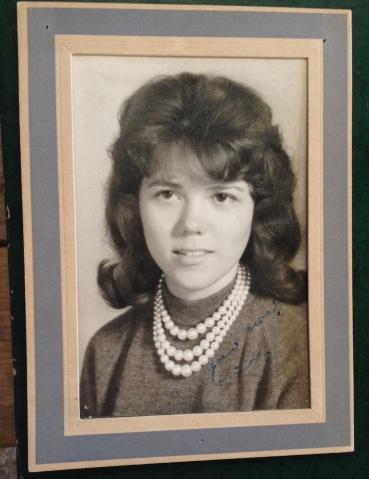 My mom circa 1960