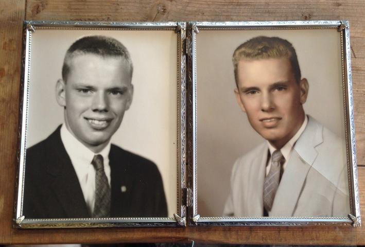 dad photo 1958
