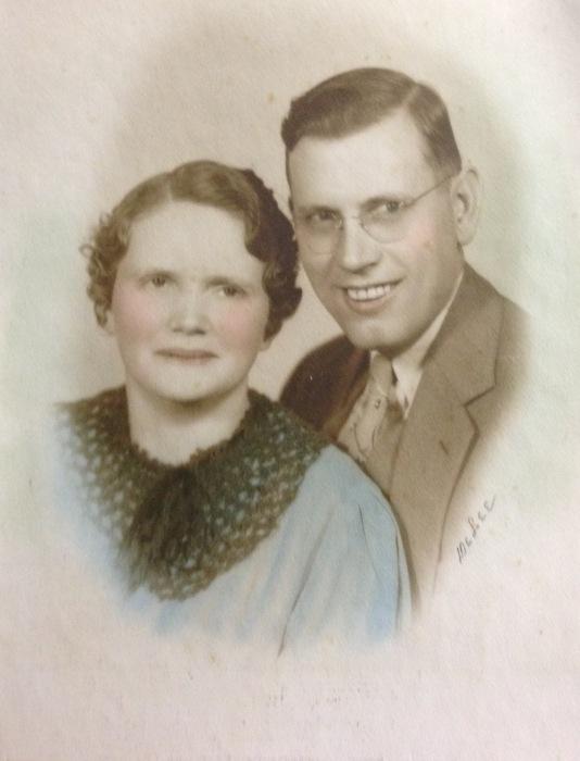 grandparents 1939