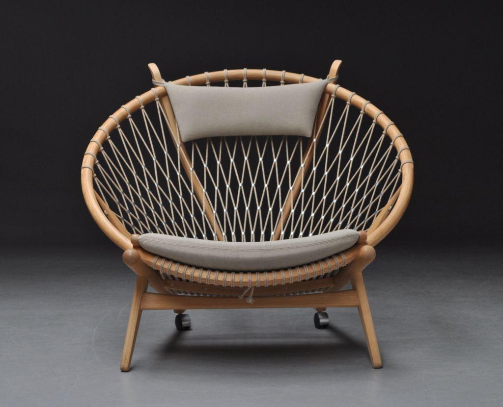 wegner hoop chair