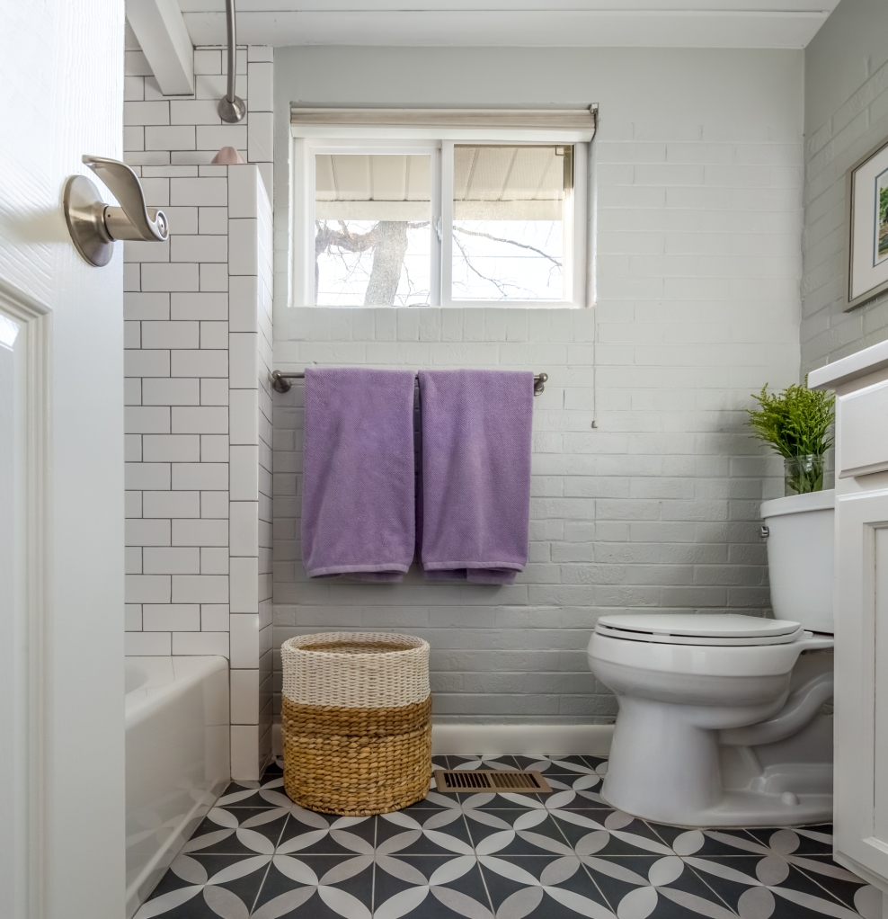Denver bathroom design