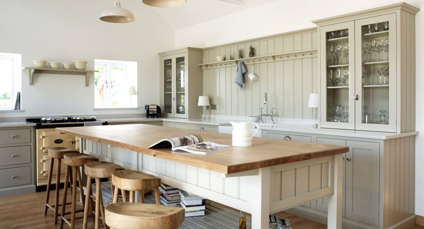 Workhorse Kitchen Islands