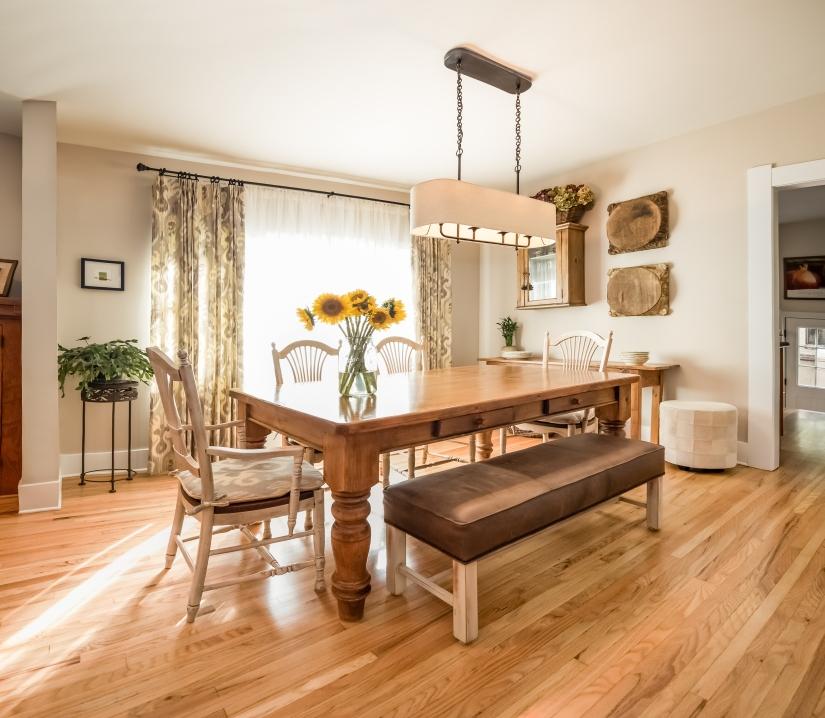 dining room craftsman