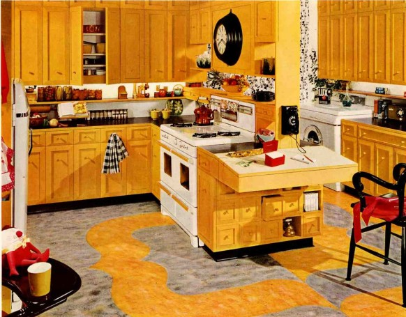 1940s-yellow-kitchen