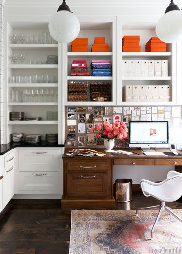 desk-in-the-kitchen
