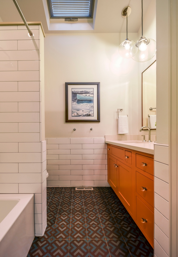 ranch bathroom renovation