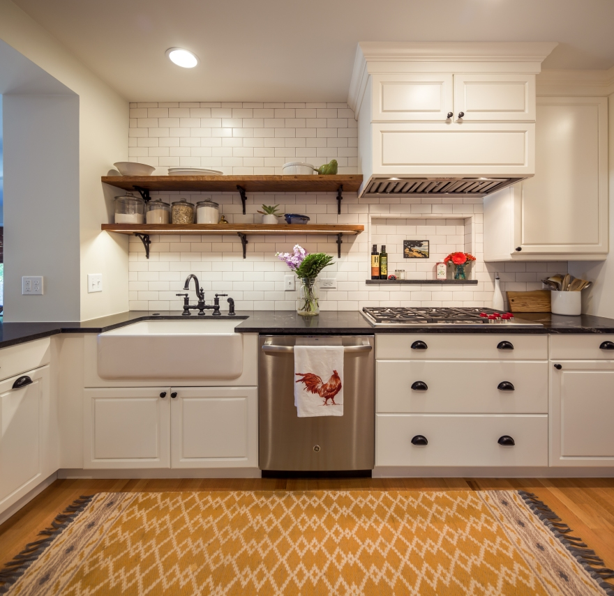 White Kitchen Vintage white kitchen vintage style – the colorado nest