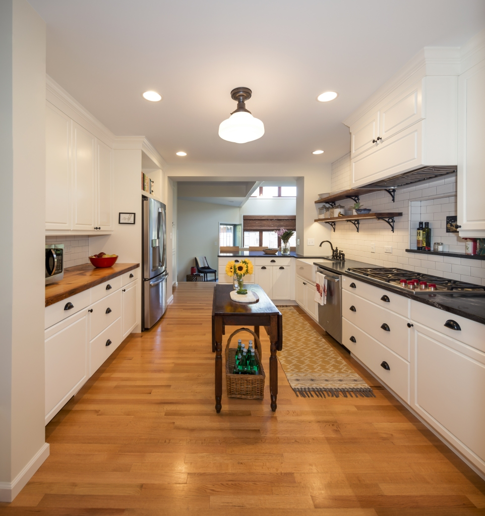 Before And After: A Budget Friendly Kitchen Remodel