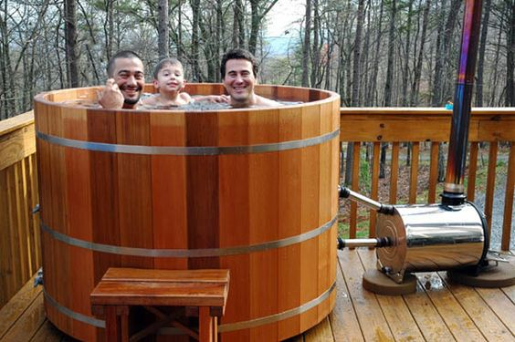cedar hot tub colorado