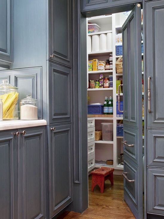 secret pantry door