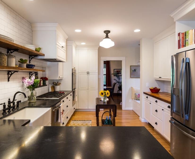 kitchen renovation budget friendly