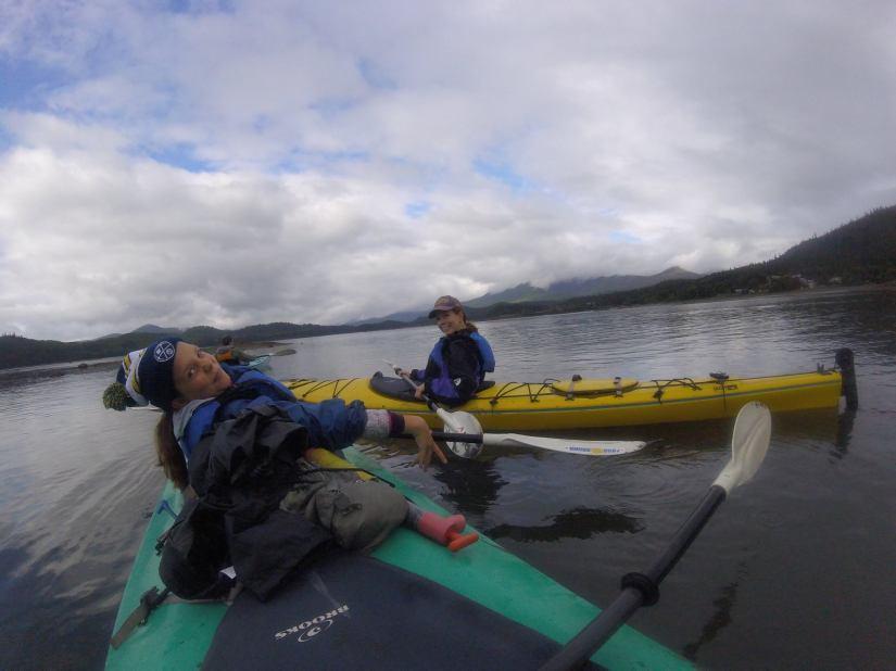 haida gwaii kayaking