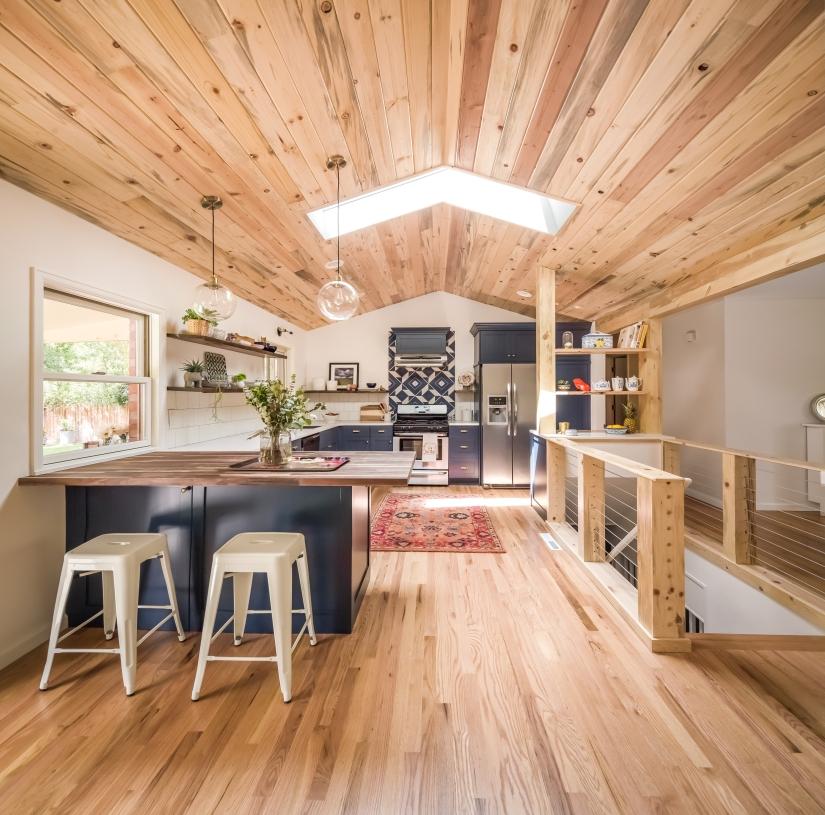 ranch house renovation