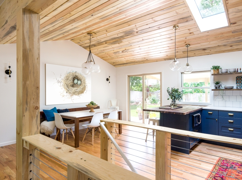 raising roof in ranch home