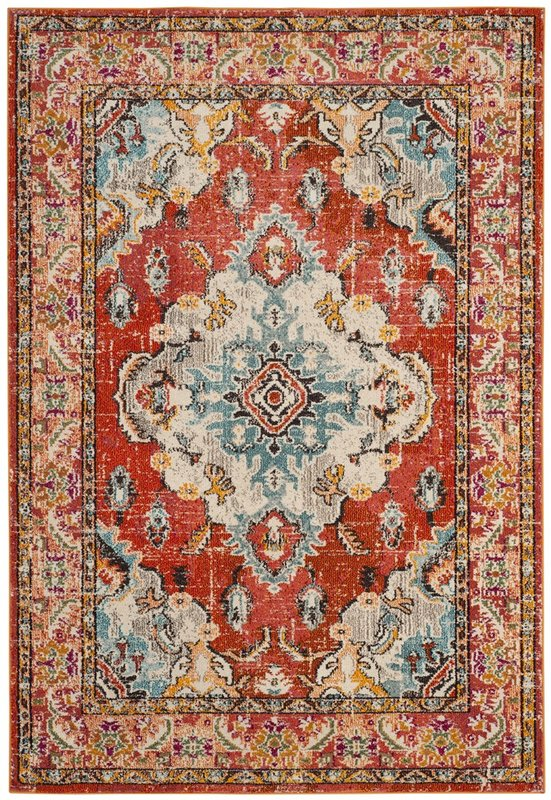 inexpensive ethnic area rug