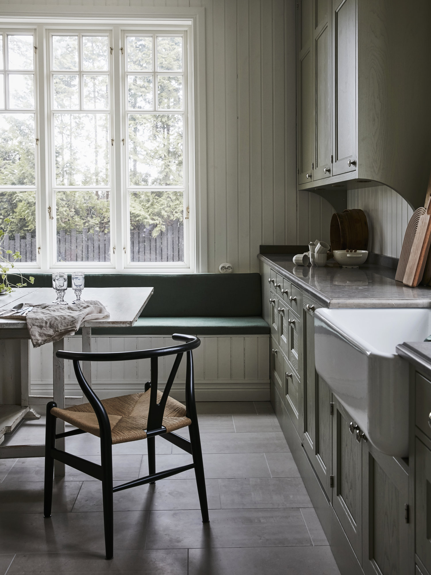 Interiors, Kitchen