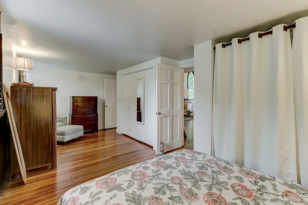 retrofit church bedroom