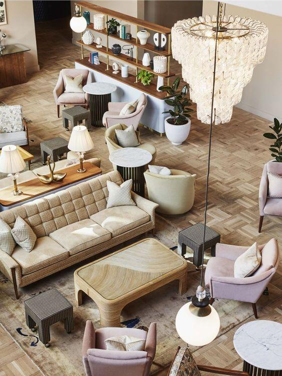 hoxton hotel lobby