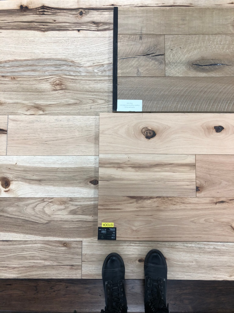lighter wood floors character