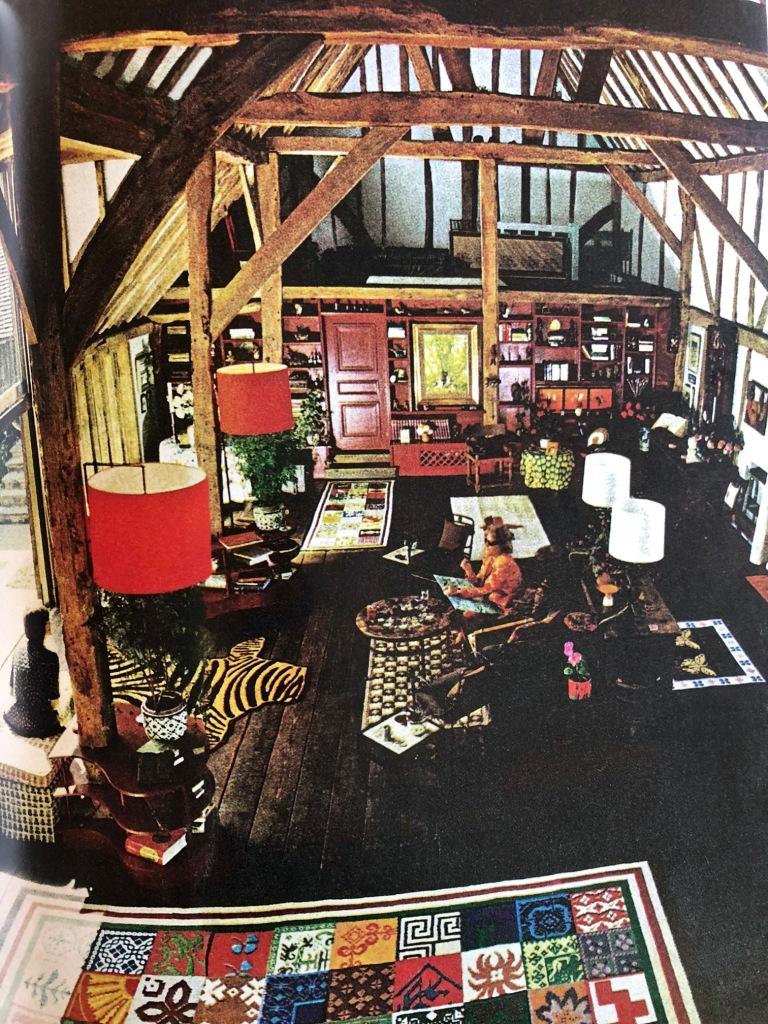 barn as a home