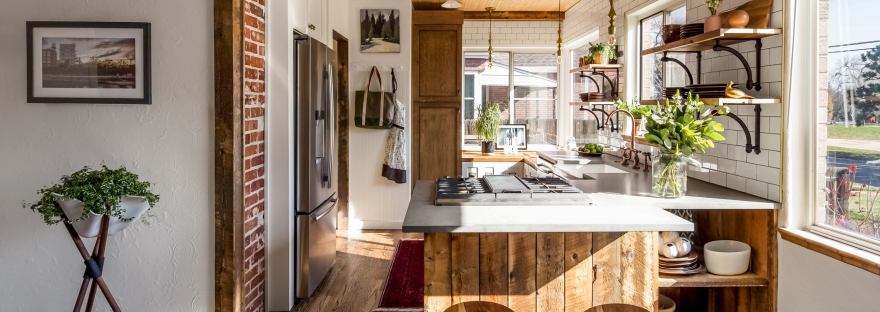 Before and After Kitchen: As Seen on HGTV\'s House Hunters ...