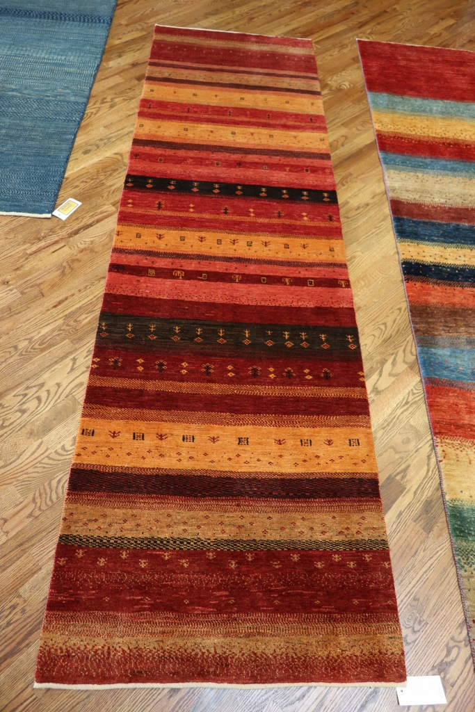 gabbed rug