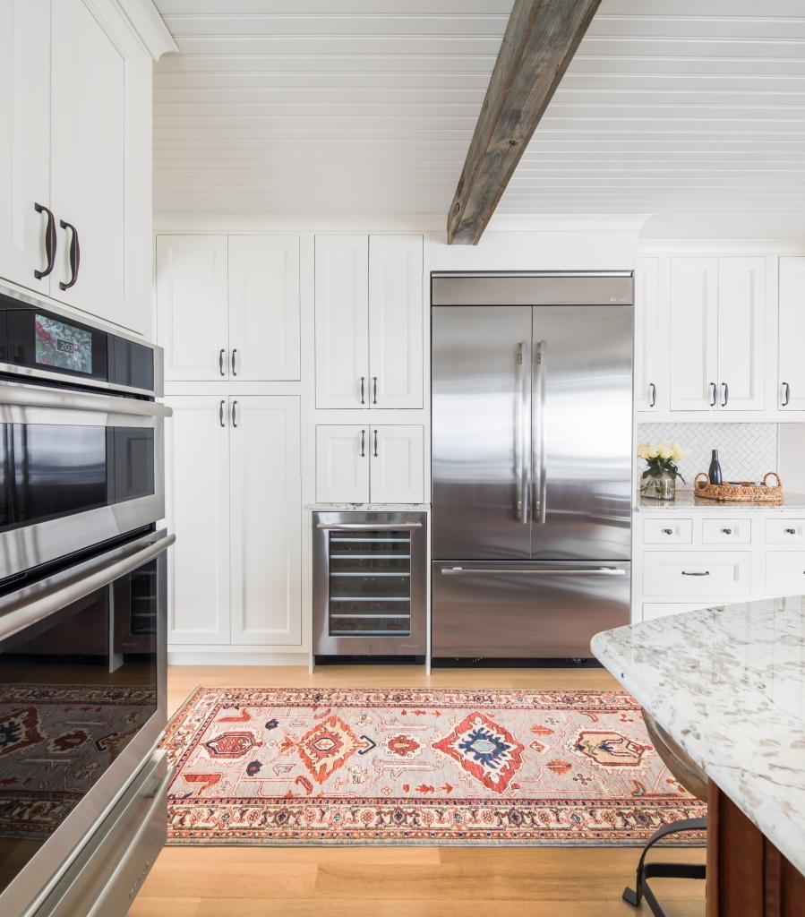 appliances white kitchen
