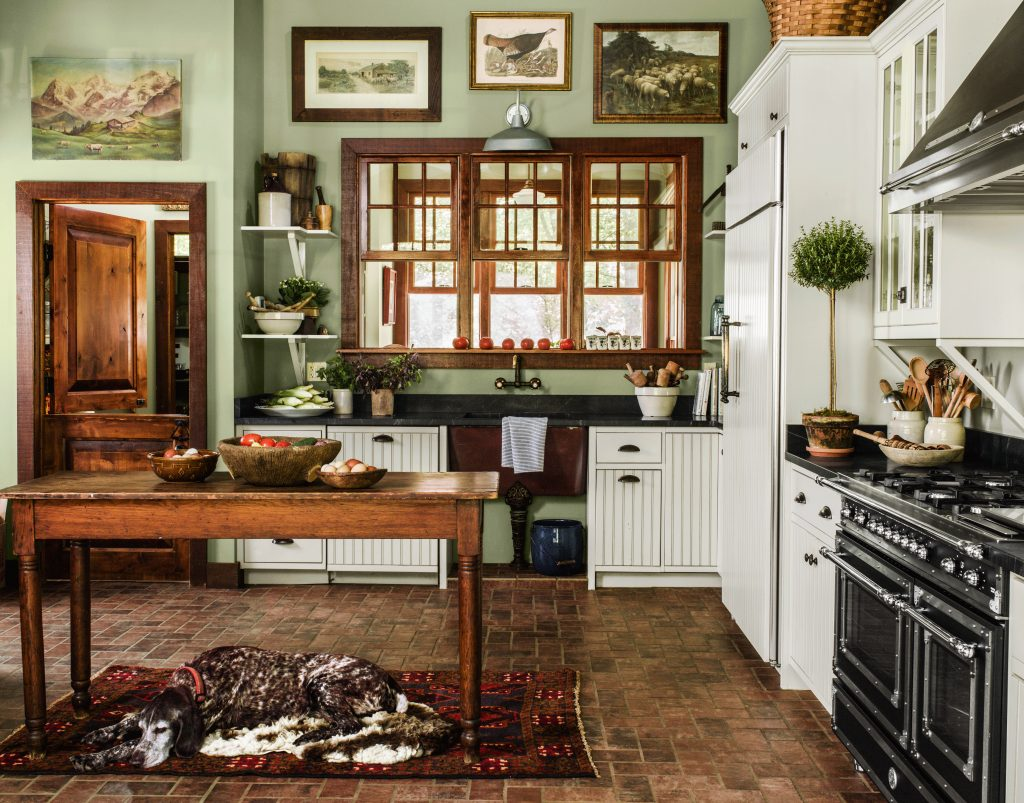 country living kitchen